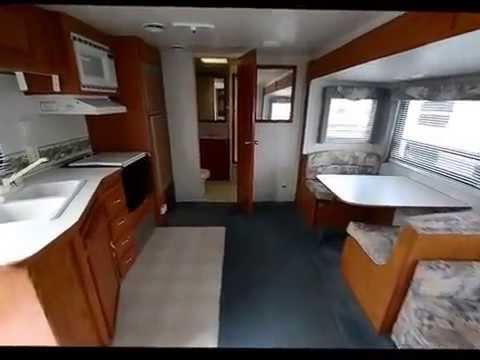 2000 Shasta Phoenix 280RB Travel Trailer RV 13300