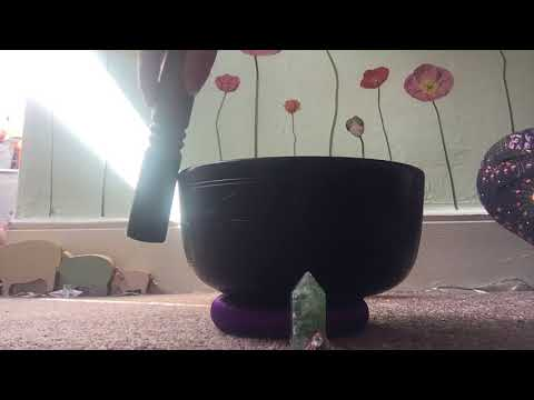 3 minute sound healing using green Earth energy 🌏