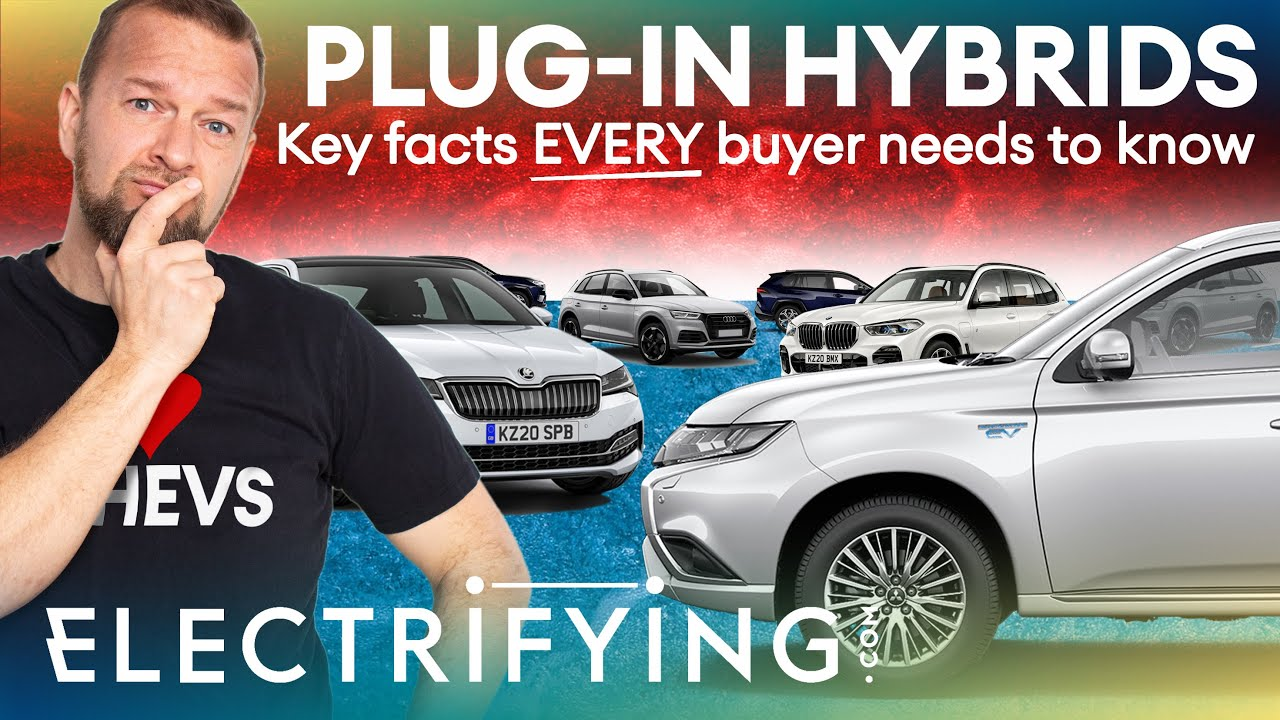 Used plug-in hybrid electric cars - Everything you need to know about used PHEVs / Electrifying