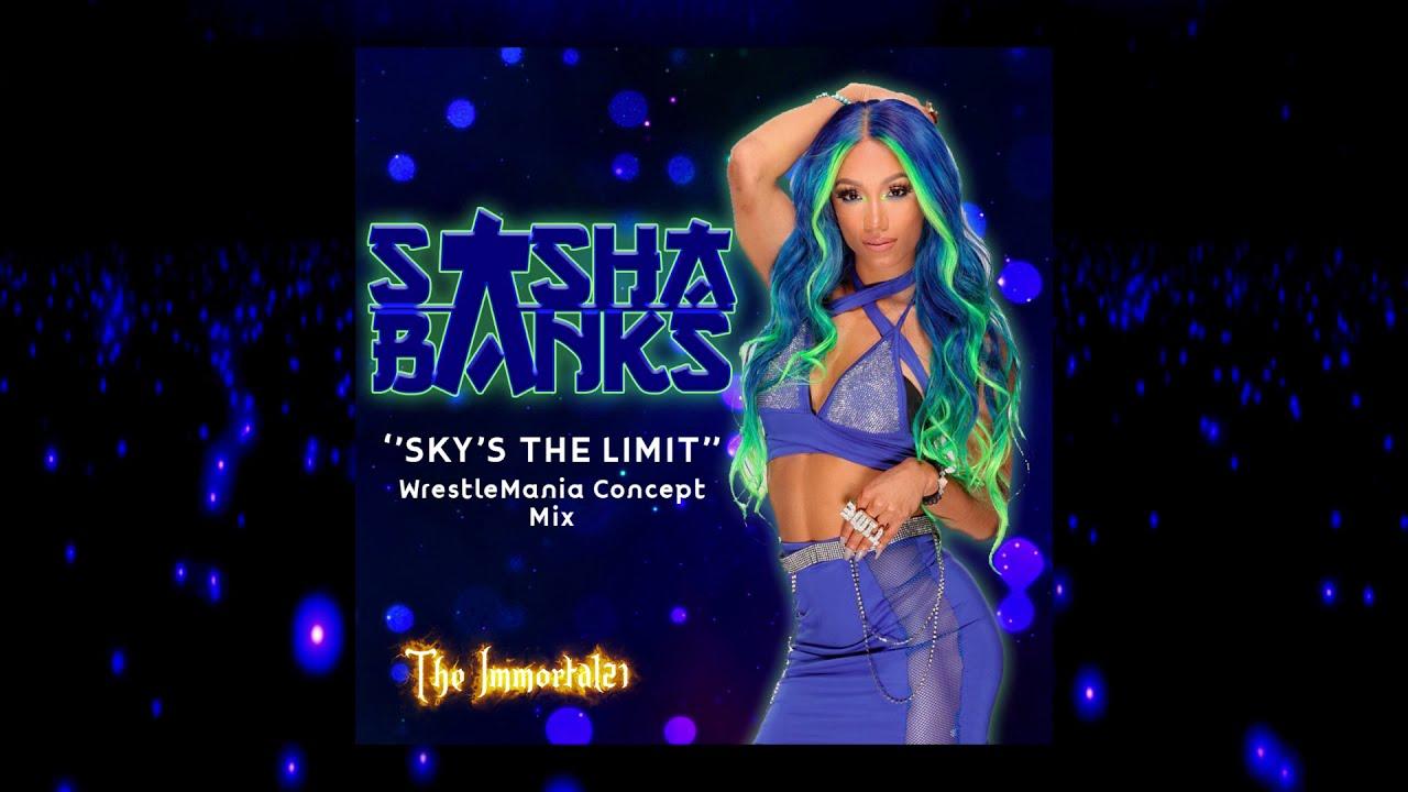 WWE Theme Song - Sasha Banks WrestleMania 37 (Concept Mix Theme)