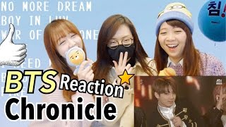 BTS  - CHRONICLE (War of Hormone + Dope + I NEED U + FIRE) @ Golden Disc Awards [Reaction] | Army有嘢港