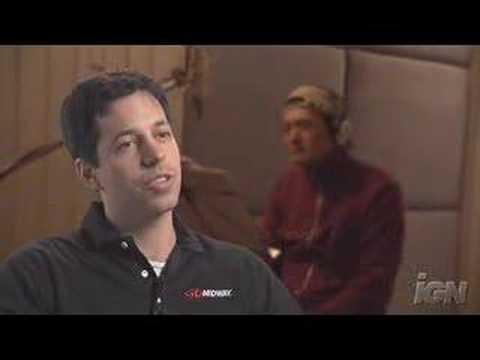John Woo Stranglehold Interview Documentary