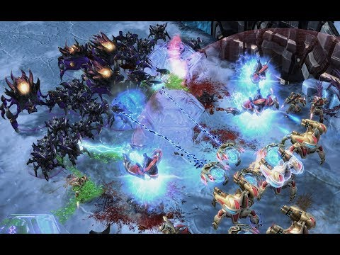 Sunday Series - Risky (Z) vs sOs (P) Best of 5 - StarCraft 2 - Legacy of the Void 2020