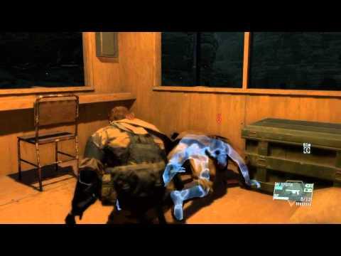 Metal Gear Solid V Highlights - Quarterback Sack