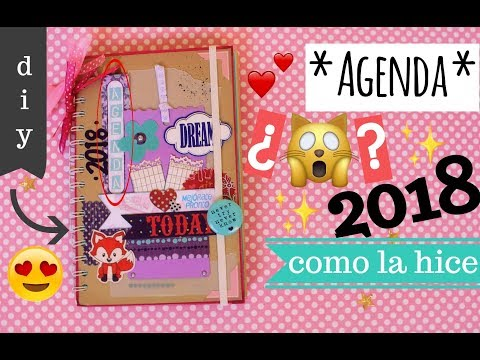 agenda-hecha-a-mano/-reciclada/diy/da-click!!!