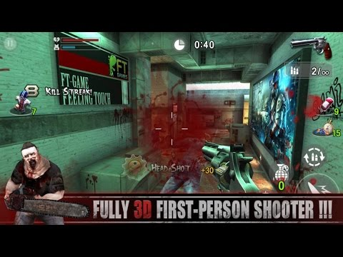 Zombie Assault:Sniper Full Free Android Game Apk DOWNLOAD