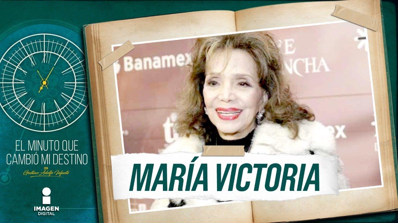 María Victoria en 'El Minuto que Cambió mi Destino' | Programa Completo