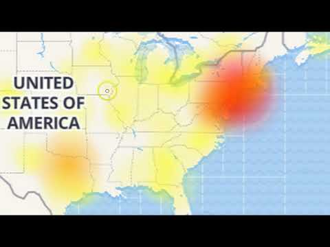 Google Outage Takes Down Major Services Including Spotify and Snapchat