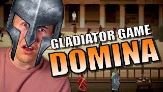 Domina [Gladiator Tycoon / Management Game] Let's Play Domina Gameplay - Part 1