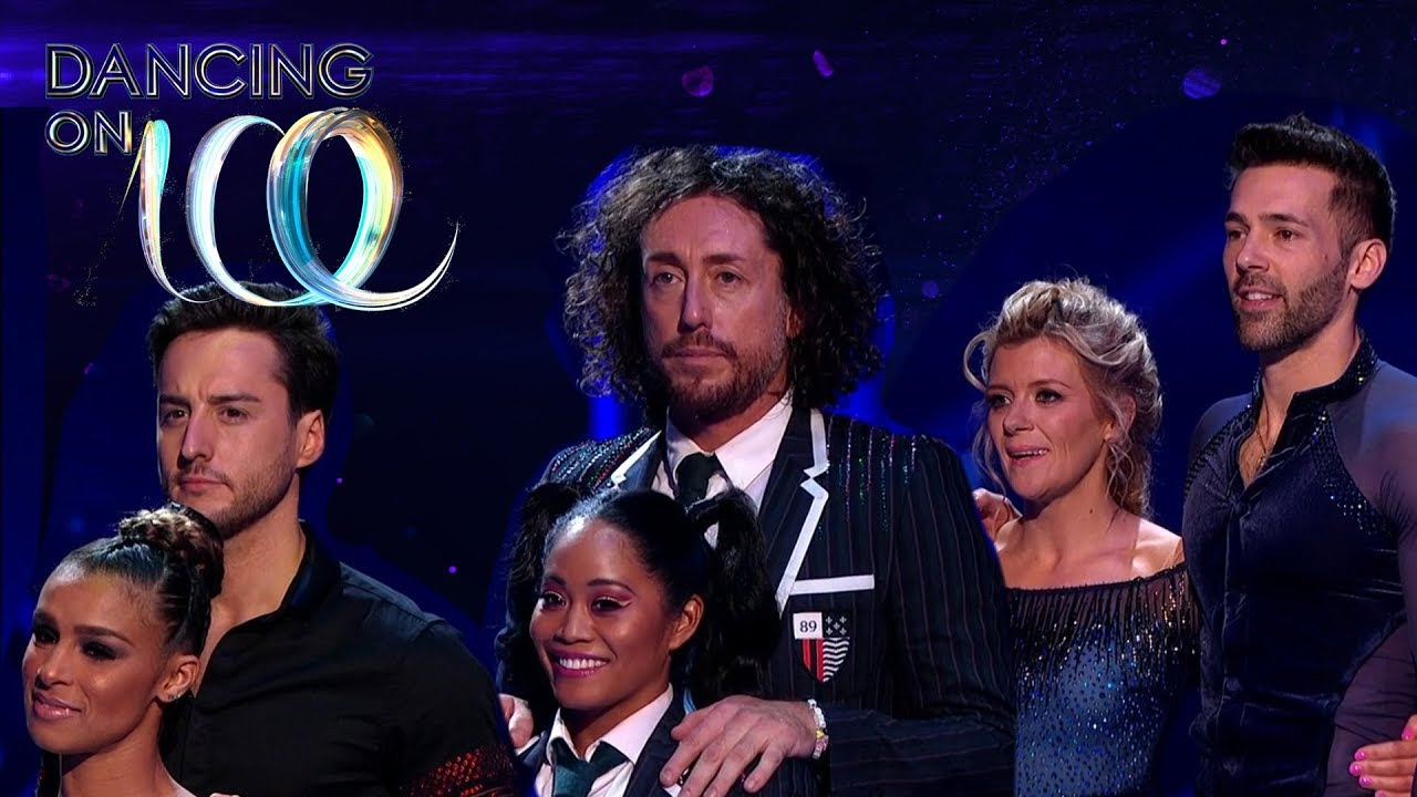 Double Elimination Time Who S Heading Home Dancing On Ice 2019