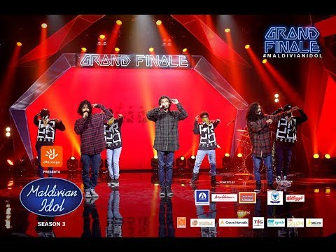 Symbolic Records Performance at Maldivian Idol S3 Grand Finale