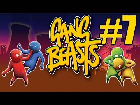 Gang Beasts Gameplay Father vs Daughter #7 – Wave Survival (PC)