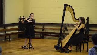 ROTA - Sonata for Flute & Harp | Estrel Duo