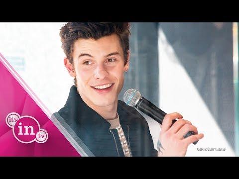 Ekel-Beichte von Shawn Mendes: Wäscht er sein Gesicht nicht?
