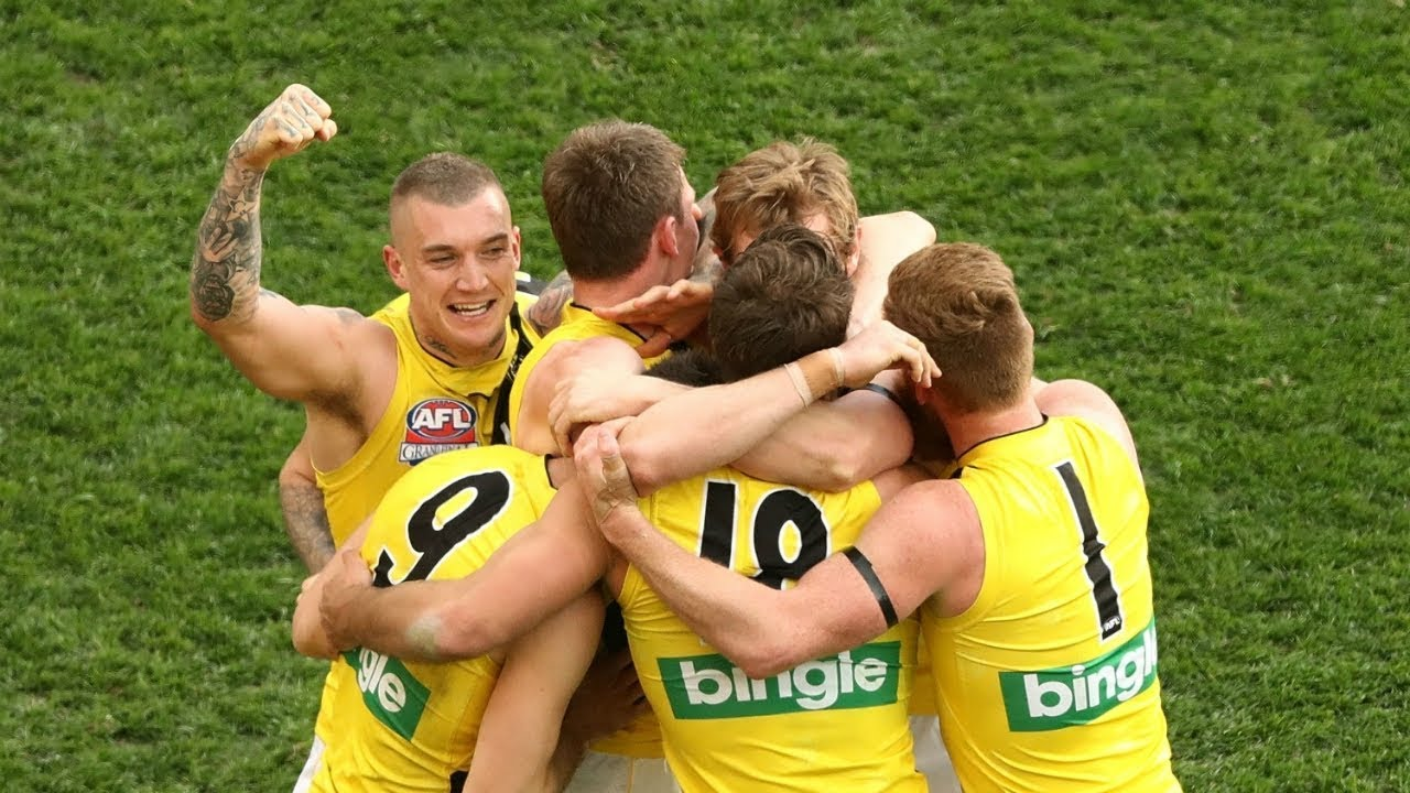 Richmond FC: The Tigers Of Old (AFL Grand Final 2017)