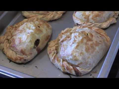 How to make a pasty at Michigan Tech