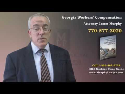 The WORST Mistake to make if you get HURT at Work and Need to File a GA Workers Comp Claim