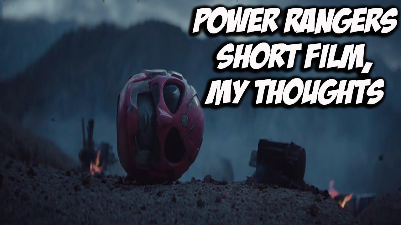 Power/Rangers short film starring , James Van Der Beek and