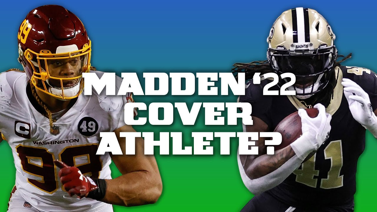 Who Should be the Madden '22 Cover Athlete?