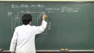【化学基礎】酸化還元反応⑩~電池の原理とボルタ電池~