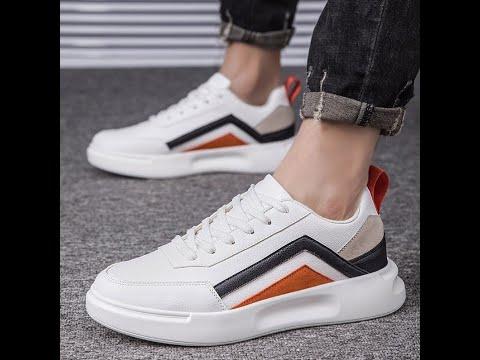 2020 Comfortable New Design Anti-slip WaterProof Men Fashion Casual Shoes