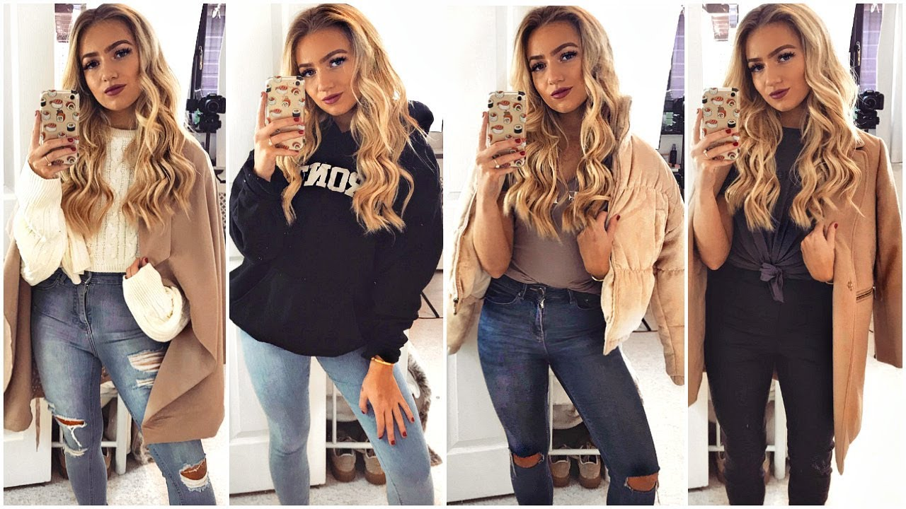 AUTUMN OUTFITS OF THE WEEK 19 / OUTFIT IDEAS