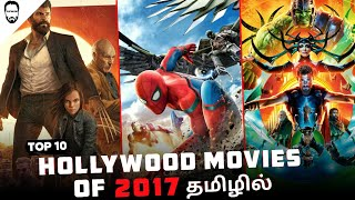 Top 10 Hollywood Movies of 2017 in Tamil Dubbed | Best Hollywood movies in Tamil | Playtamildub