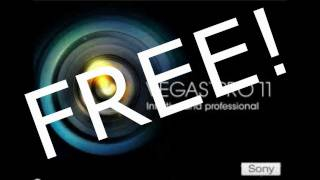 How to get vegas pro 11 FREE