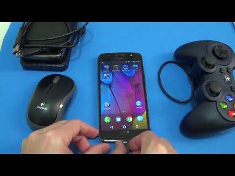 Motorola Moto G5S - USB OTG (ON-THE-GO)