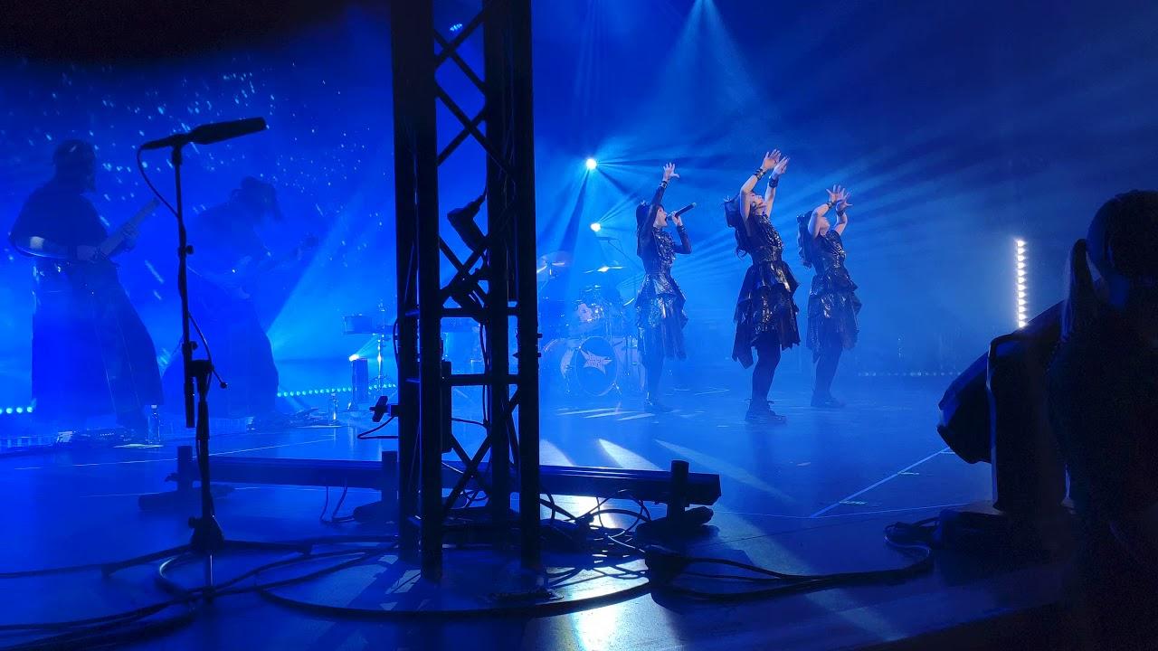 Babymetal Helsinki