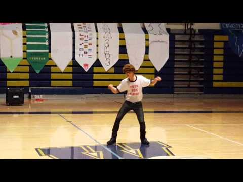 Kyle - Napoleon Dynamite Dance - Nailed It