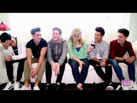 """Justine Magazine: Get to Know """"In Real Life""""! They Share Band Awards, Fun Facts & More!"""