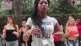"ROMA KIZOMBA FESTIVAL 2015: LADIRA women style ""I need to you so"" Jennifer Dias"