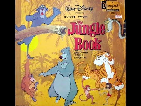 Disney - Jungle Book Songs