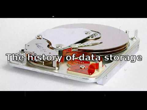 The History of Data Storage | Evolution of Memory | Timeline of Computer Storage
