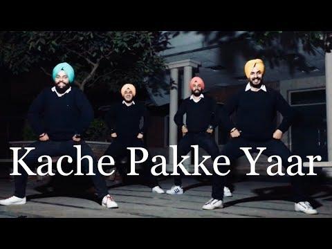 Kache Pakke YaarParmish Verma || Bhangra || Desi Crew || Folking Desi