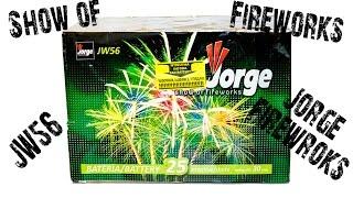 Show Of Fireworks (JW56) - Jorge