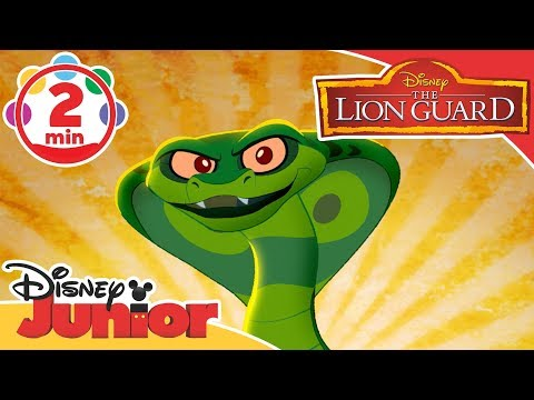 The Lion Guard | Big Bad Kenges Song | Disney Junior UK