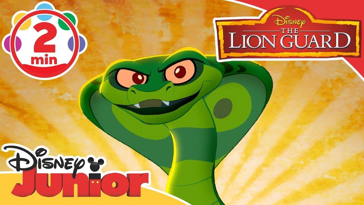The Lion Guard | Big Bad Kenges Song | Disney Junior UK