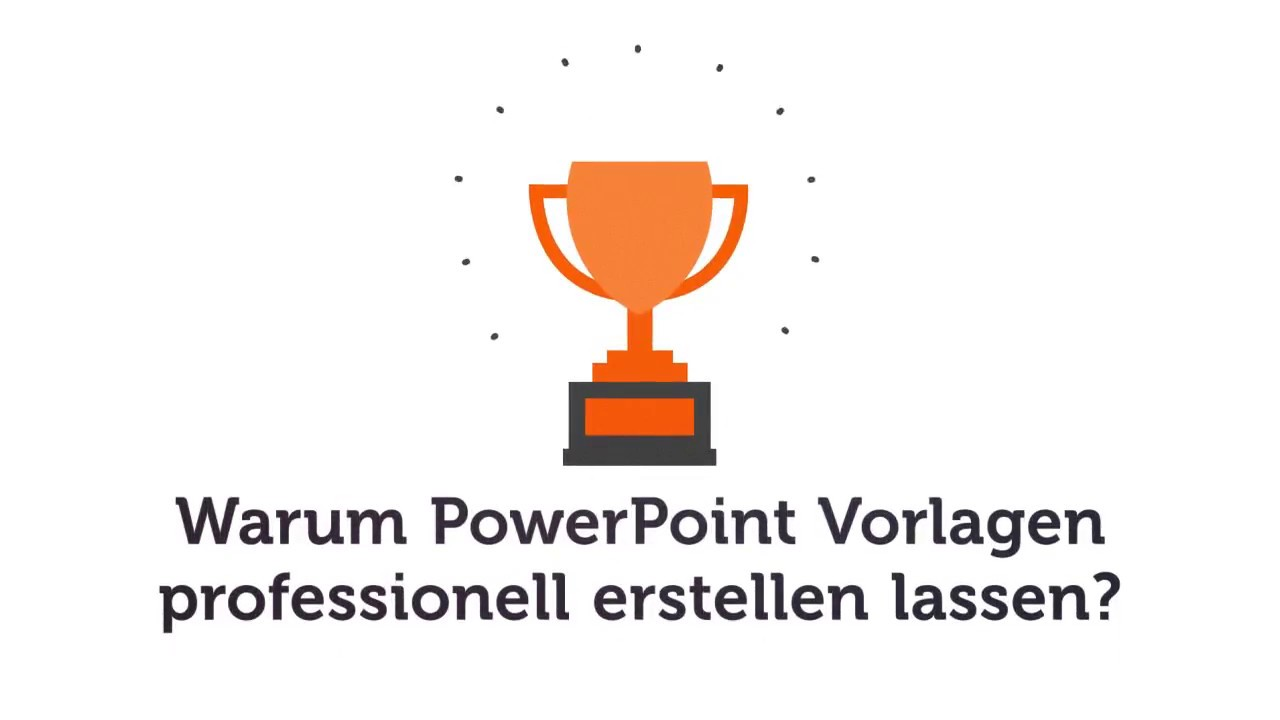 Warum professionelle PowerPoint Vorlagen erstellen lassen? - YouTube