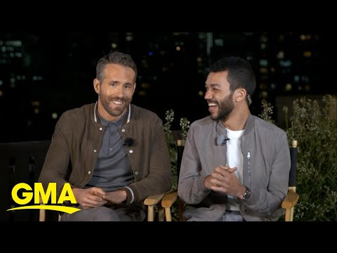 Ryan Reynolds talks method acting as Pikachu in the new Pokemon movie l GMA
