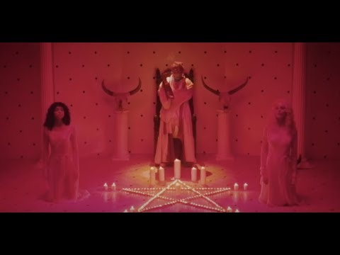 THERE ARE NO WORDS TO DESCRIBE THIS NEW SATANIC MUSIC VIDEO....