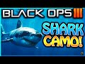 "BLACK OPS 3: HOW TO MAKE ""SHARK CAMO"" IN PAINTSHOP! - EPIC ""SHARK CAMO"" ON KNIFE! (BO3 COOL CAMOS)"