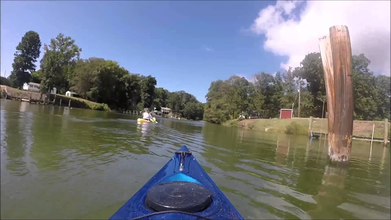 St  Mary's River   Paddling in Southern Maryland