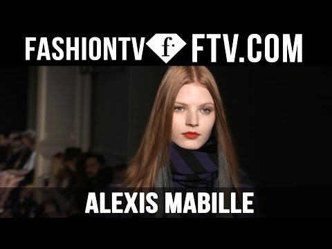 First Look Alexis Mabille F/W 16-17 at Paris Fashion Week | FTV.com