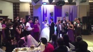 Песня друзей на свадьбу, город Павлодар
