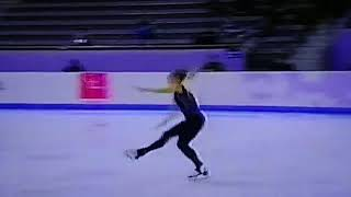 Tonya Harding Triple Axel At The 1994 Olympics Practice Session