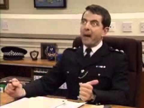 Gun Control Explained by Mr Bean
