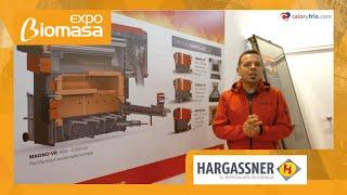 Calderas de biomasa industrial Hargassner Magno y Paneles Premium Thermosolar | Expobiomasa 2021