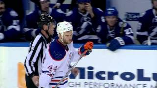 Gotta See It: Kassian irate after Stamkos slewfoot